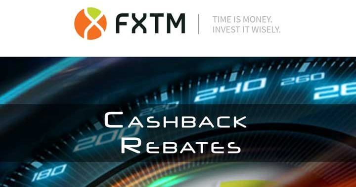 FXTM REBATES  Up 7$ Per Lot
